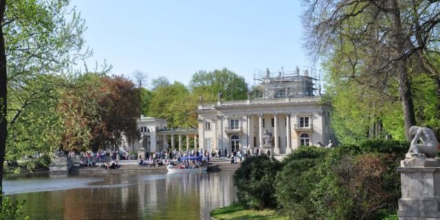 Gallery Lazienki Royal Park Warsaw City Tours By łukasz