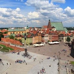 Traditional Warsaw