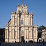 Warsaw churches