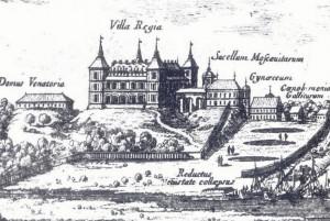 Villa Regia in XVII-th century